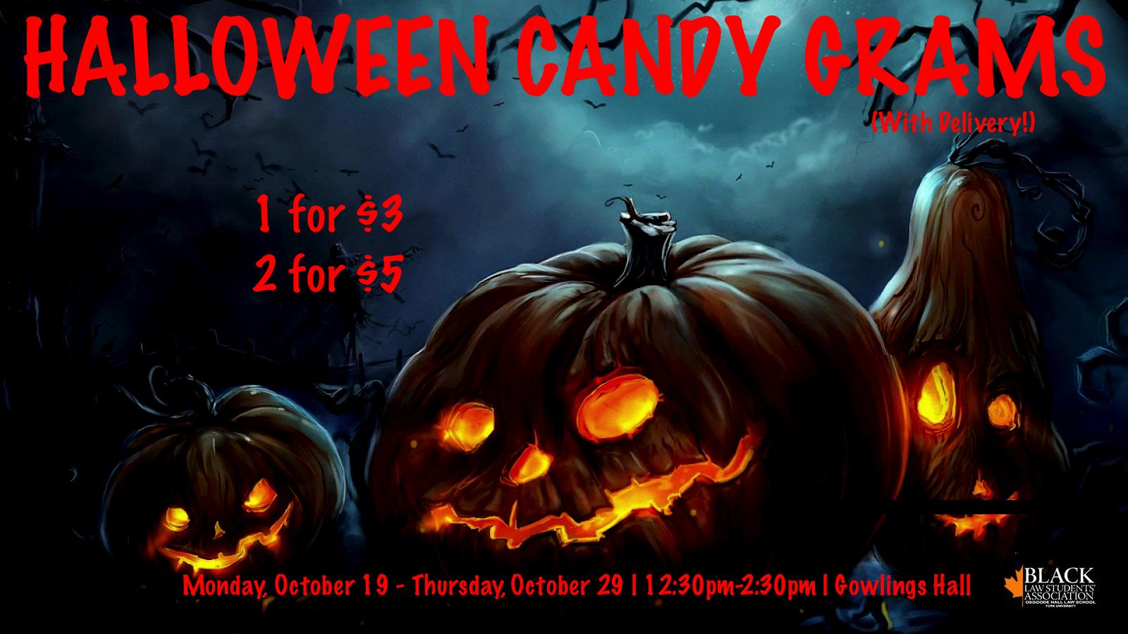 Candy Gram Sales